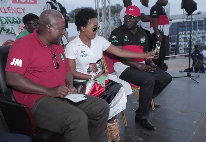 'NDC Will Win 2020 Election Hands Down Because Nana Akufo Has FAILED'- Mzbel