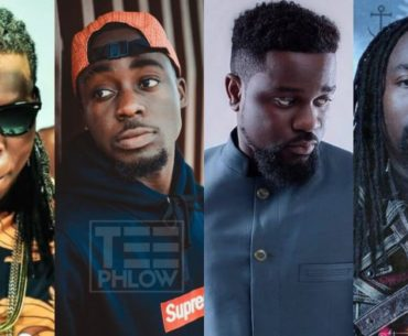 Top Seven GH Rap Songs With The Best Punchlines