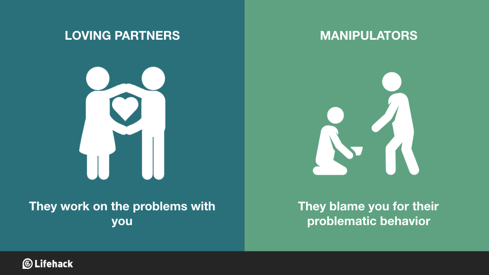 how to deal with manipulative husband