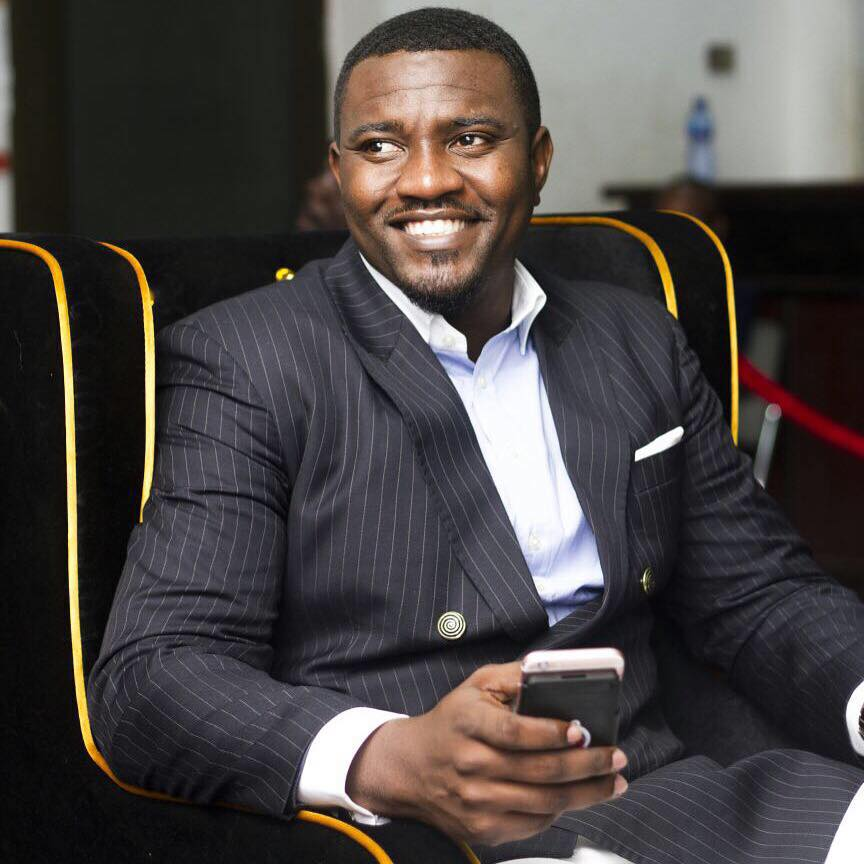 John Dumelo Reveals How He Will Fund His Campaign