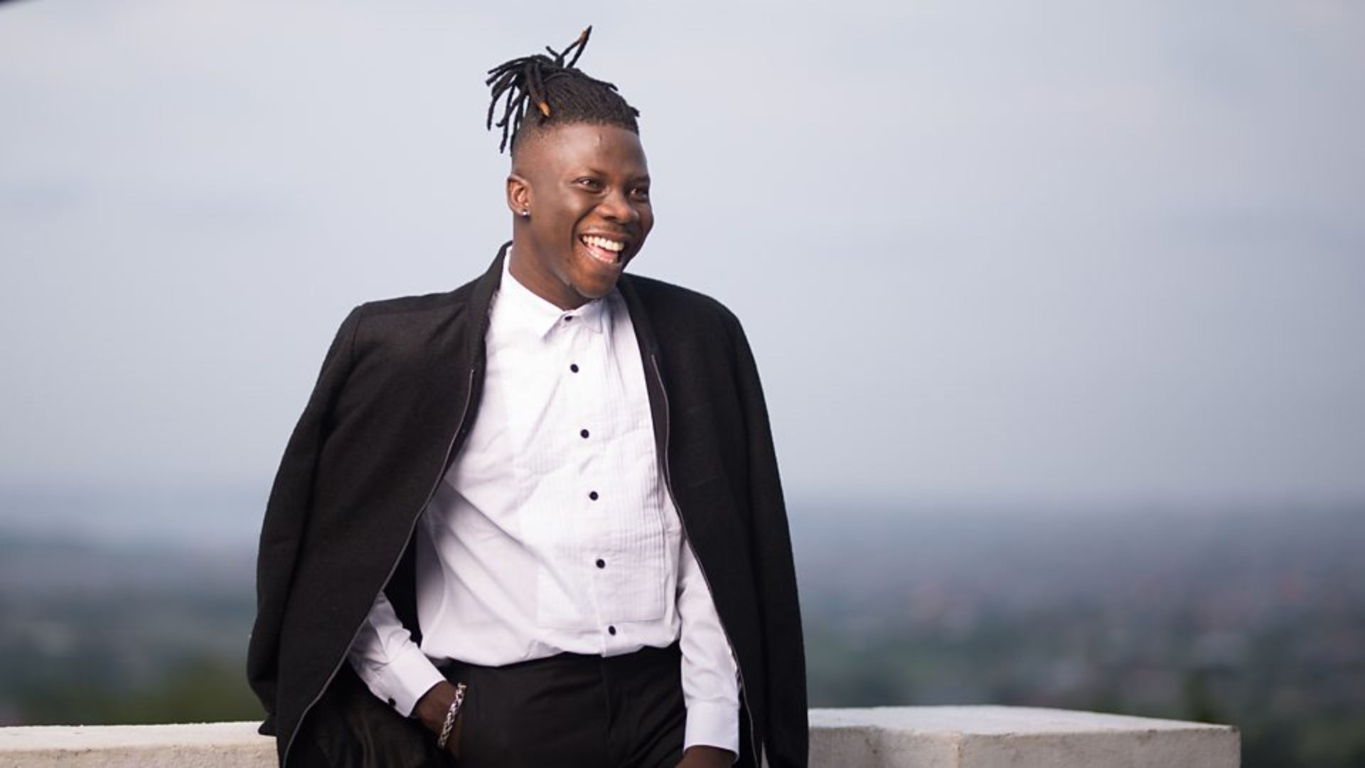 See this adorable sketch a fan did for stonebwoy