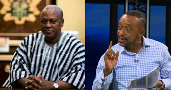 I Saved Mahama's Life In 2016– Owusu Bempah Reveals