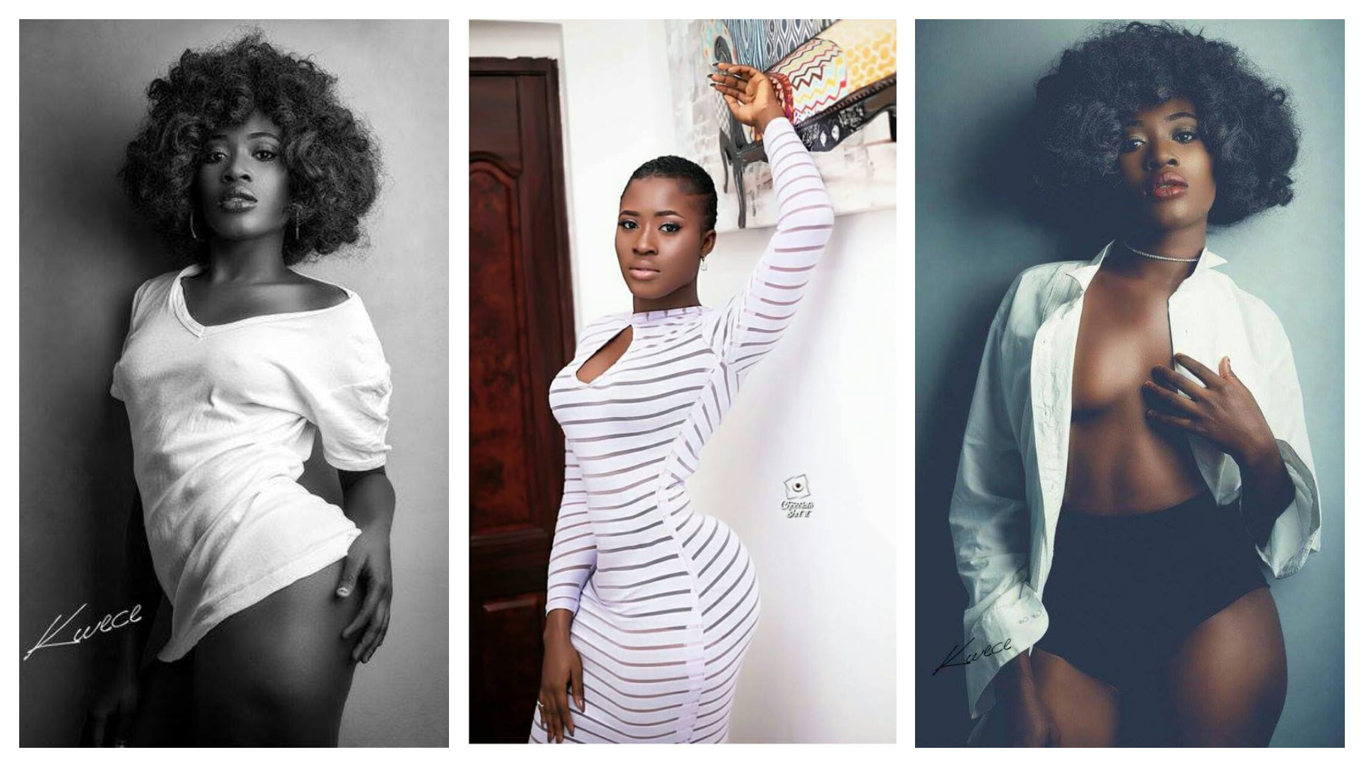 3 Ghanaian Female Celebs Who Have Been Heavily Trolled In Recent Times(With Pictures)