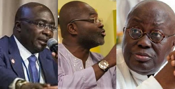 Kennedy Agyapong Exposes Akofu-Addo And Bawumia Over falling Cedi