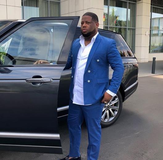 [Photos]Rapper D-Black Gets Himself An Expensive Range Rover.