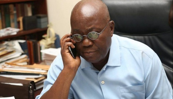 I Have Not Decided Yet To Run For President Again - Akufo Addo Reveals