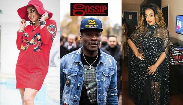 Latest Gossip: Asamoah Gyan's Wife Was Already Married Before BabyJet (Video)