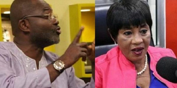 Anita Desoso Is Useless With Wrinkle Face – Kennedy Agyapong