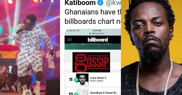 Kwaw Kese Comes In For Shatta Wale After Wale's Album Made It To Billboard