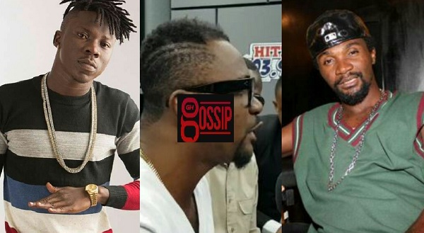 Hot Video: Willie Roi Blocked Stonebwoy From Collaborating With R Kelly - Mr Logic Reveals
