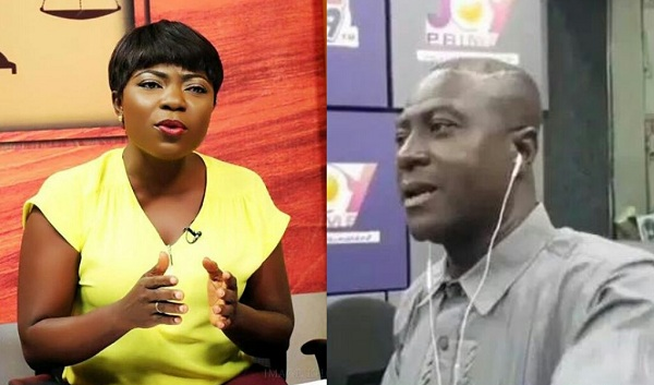"""I'm Tired Of Curses, Tell The Truth Or I Expose You"" - Afia Pokua Warns Cpt. Smart"