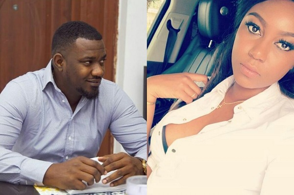 John Dumelo Reacts To Yvonne Nelson's Hardship Comment