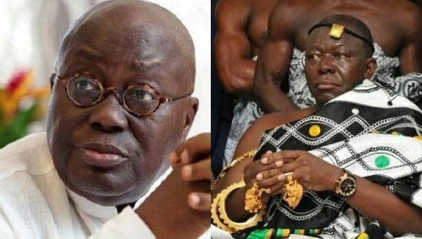 2 Arrested For Trying To Work 'Juju' On Nana Addo, Otumfuo And Other Top Officials