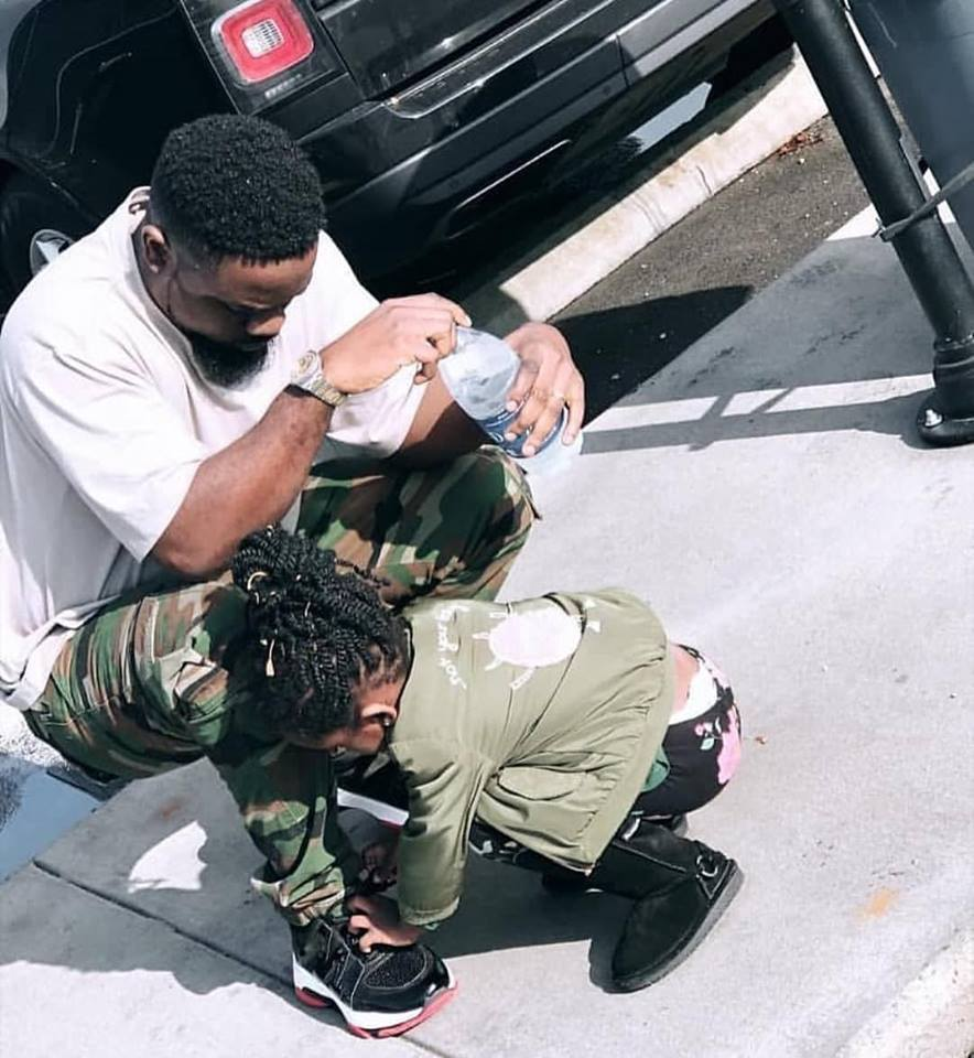 Image result for sarkodie daughter