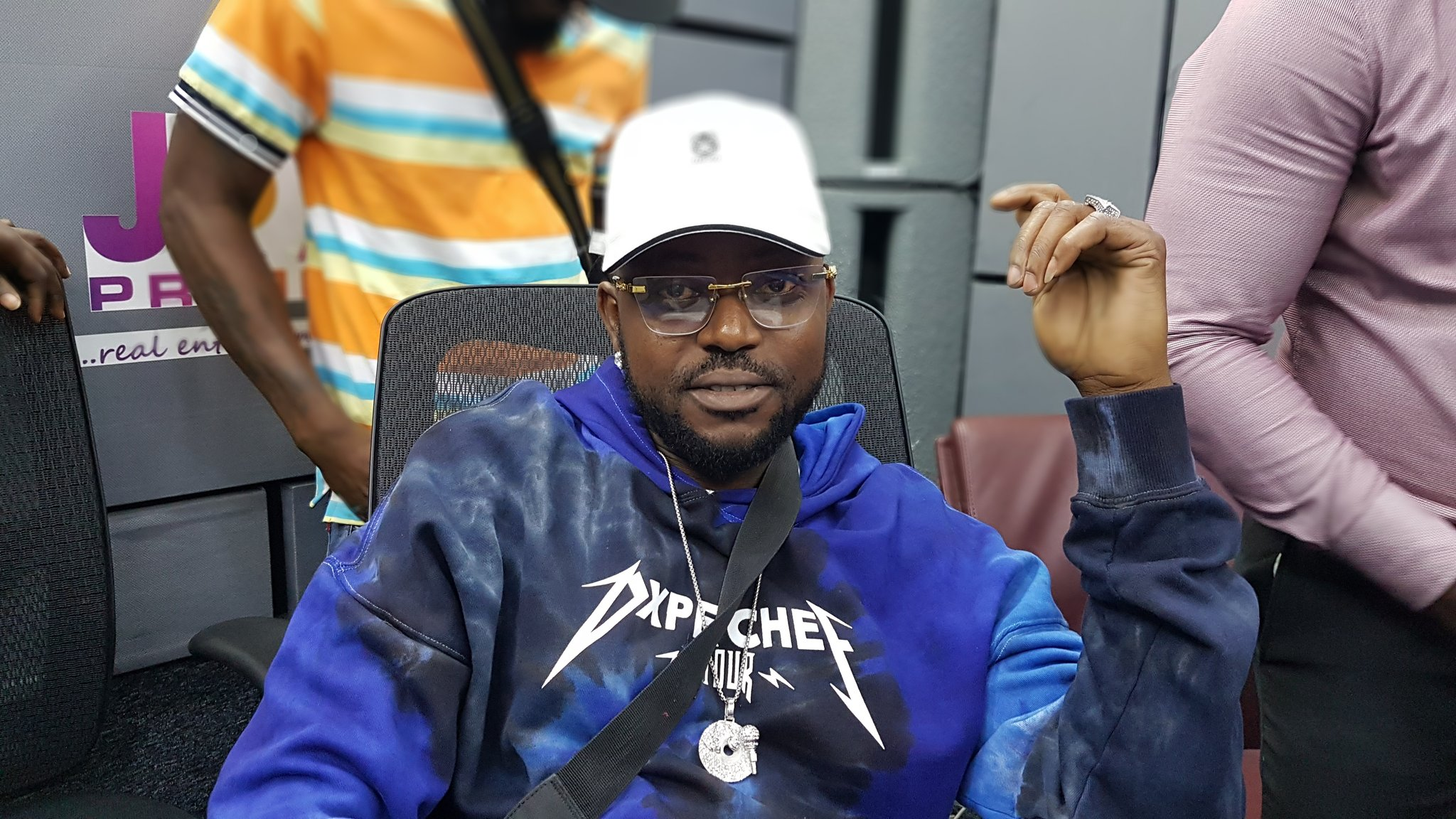 Yaa Pono Bags Ambassadorial Deal As He Is Now The Brand Ambassador For MYBET