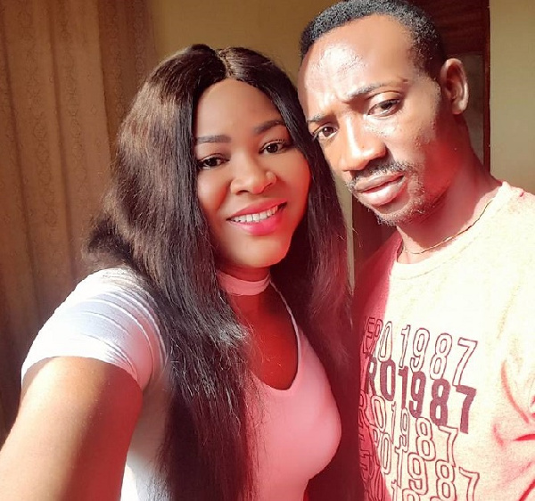 I Would Have Married Efia Odo If I Was Not Married- Oboy Salinko