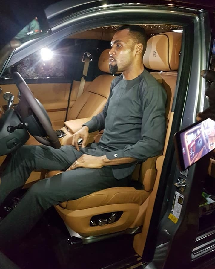 Reverend Obofuor Test Drives His Brand New Roll Royce Phantom Worth $600,000 (+Photo)