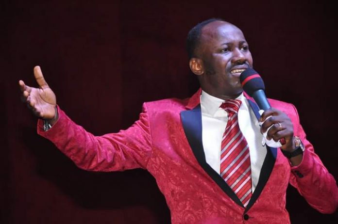 Apostle Suleman Descends On Ladies Who Pray For Husbands But Keep Demanding For iPhones When They Meet Such Men