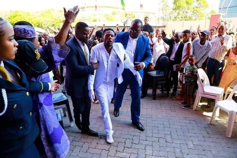Image result for Pastor Alph Lukau'