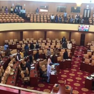 Ghanaian MP's Ignore Kintampo Victims; Hold A Minute Silence For New Zealand Shooting Victims