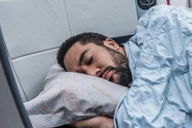 majid-plane-sleep