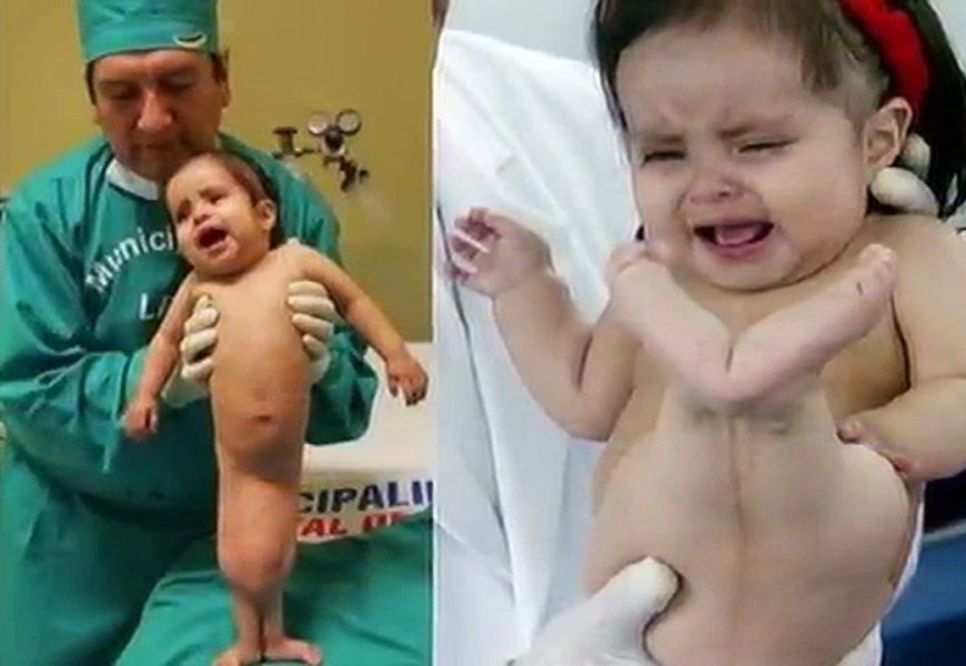 Video: Woman Gives Birth To A 'Maame Water' Baby & Doctors Are Stunned
