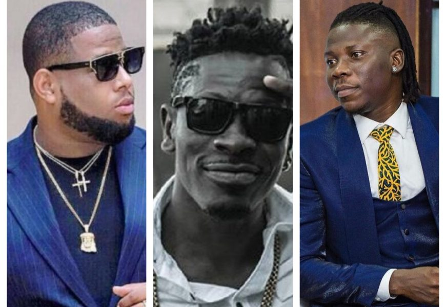 Top 10 Best Ghanaian Celebrity Fathers Ahead Of Father's Day