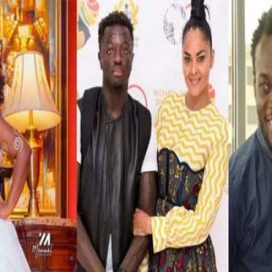 Top 7 Ghanaian Celebrities Who Married Their Friends