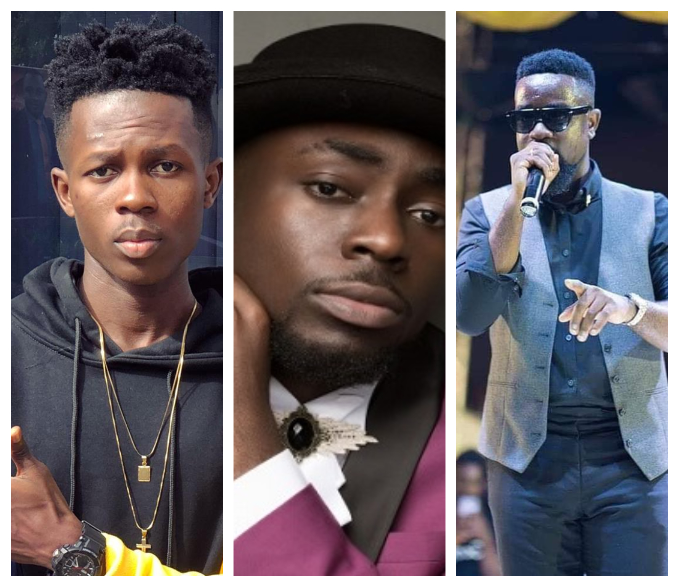 Teephlow jabs sarkodie and strongman says their two heads couldnt conquer him