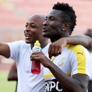 'I'm Solidly Behind You' – Asamoah Gyan Pledges To Support Dede Ayew As Captain