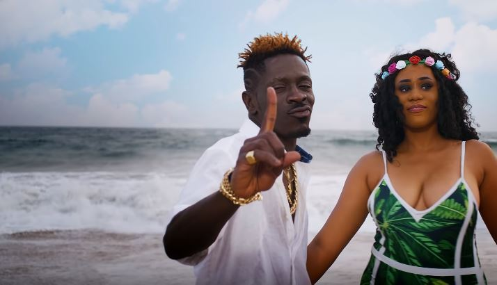 Shatta Wale's 'Island' Music Video Is NO. 1 On Soundcity Africa