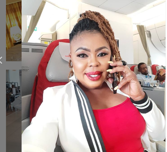 Don't ever change your attitudes & behaviours,you are the best at what you do, Those that hate you, hate themselves because they are failures – Afia schwarzenegger tells Shatta wale