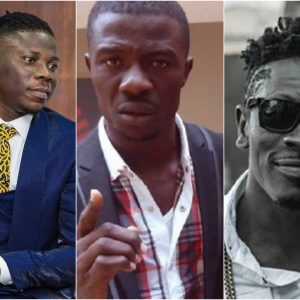 'Come & Pick Your Form To Fight At Bukom Sports Arena'- Kwaku Manu Tells Shatta Wale, Stonebwoy + Video