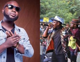 Praye exposed for stealing a song