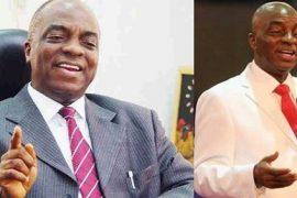 Bishop David Oyedepo reveals