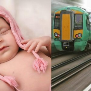 Baby Born On Train Gets Free Trail Travel For Her First 25 Years In Ireland