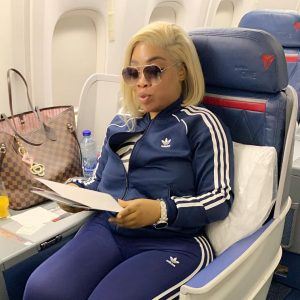 'Losing Me As A Friend Doesn't Make Me Your Enemy' – Moesha Boduong