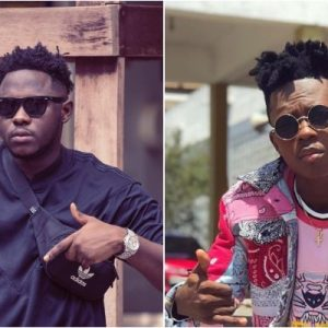 'There's No Bad Blood Between Strongman & I' – Medikal Indicates