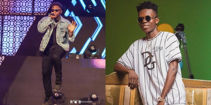 Ghanaians Chose me during my beef with Medikal because I came Clean and didn't go the Dirty tangent like him – Strongman