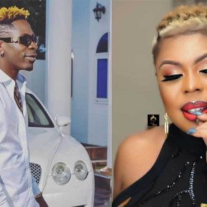 Afia Schwarzenegger Calls Shatta Wale One Of  The Best Dads In The World Ahead Of Father's Day (+Video)