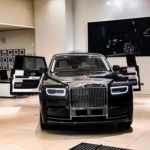 Photos: Check Out Dr. Despite's 2019 Rolls Royce Phantom VIII Which Cost Ghc2.4million