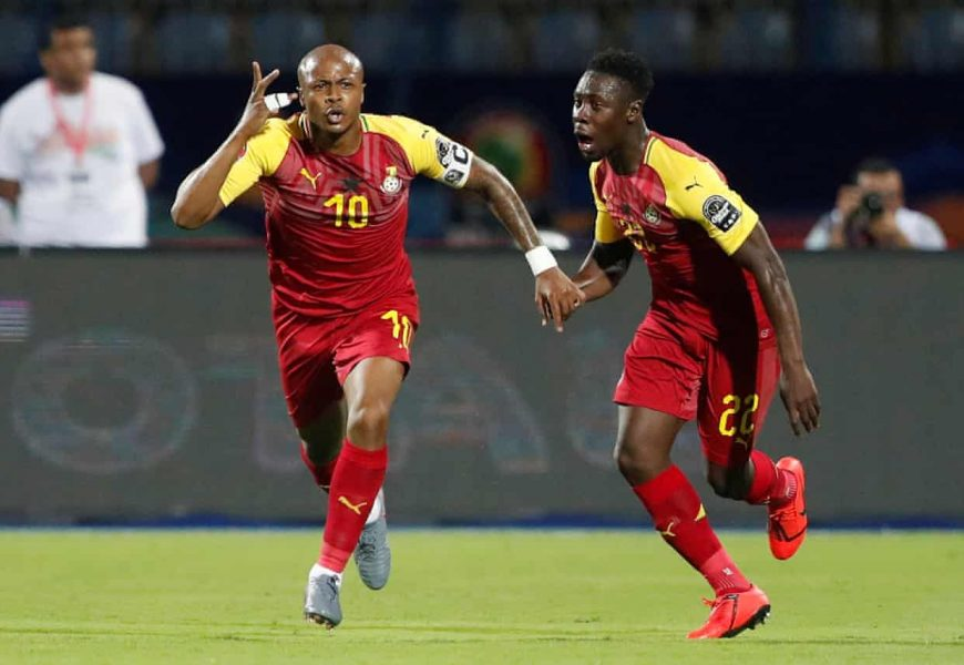 AFCON 2019: Ghana Held By Benin In A Thrilling 2-2 Draw