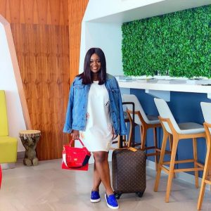 Jackie Appiah Asks Prayers From Ghanaians Because She Shops Too Much
