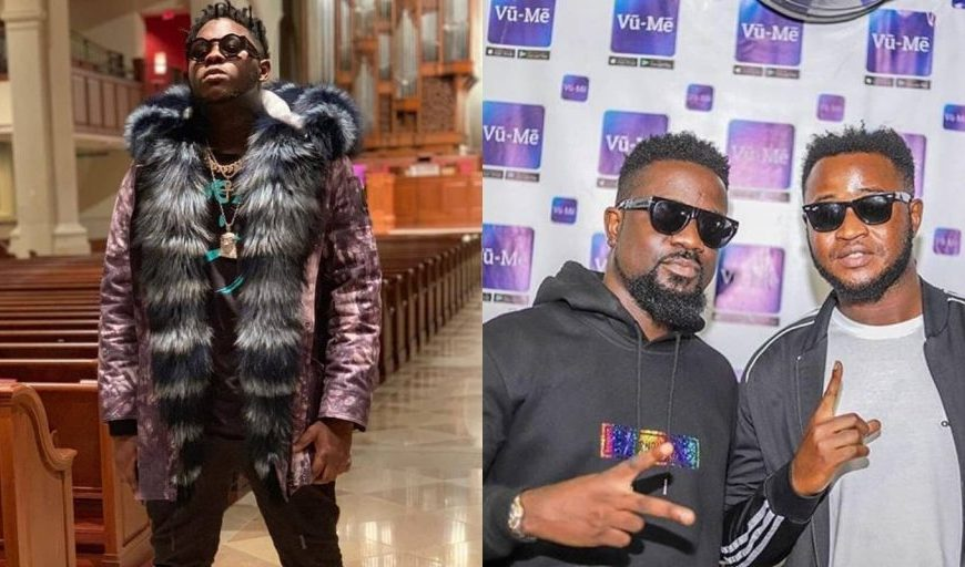 'It's True, Medikal Has A Bad Body Odour'- Sarkodie's Friend, Nautyca Reveals (+Screenshot)