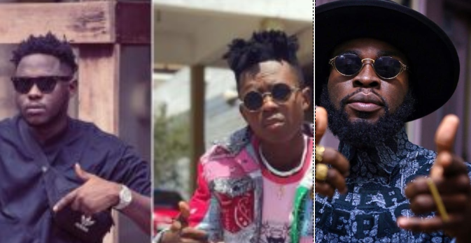 Panyin Toto Rappers, 2 Galamsey hitless Rappers; Medikal angry at M.anifest for saying 'Wani nkum aa wose omo Ada' in Strongman's #UpsAndDowns song