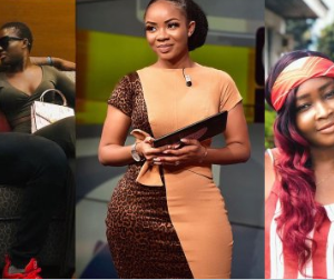 Ghanaians are very Angry at Serwaa for Addressing Strongman as a Kumasi-based Rapper while she described Medikal as a Ghanaian Rapper in the same Interview