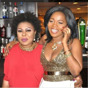 'Only Cowards Threaten To Beat Up People – Mzbel FIRES Afia Schwar
