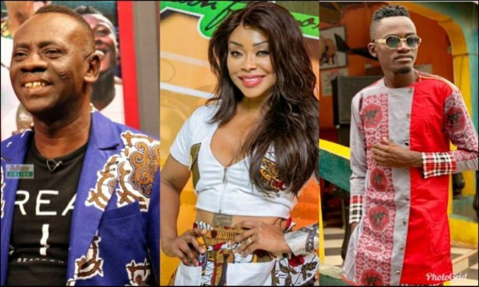 Stephanie Benson Shockingly Reveals She Has No Idea Who Lilwin & Akrobeto Are Or What They Do
