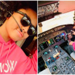 Regina Daniels Flaunts Her Husband's Newly Acquired Private Jet (+Photos)