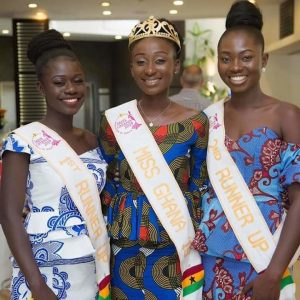 Everything that has a Future, People Rise Against it so I am Cool; I'm not Ugly, My Mirror Doesn't Tell Me So – Miss Ghana 2019